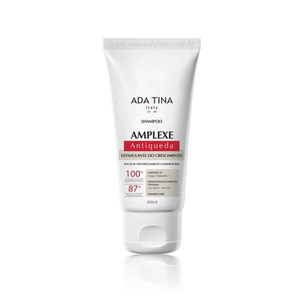 Shampoo Antiqueda Amplexe 200ml - ADA TINA