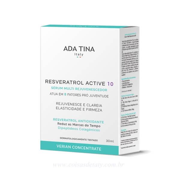 Verian Resveratrol Active 10 30ml - ADA TINA