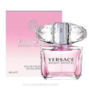 Varsace brightcrystal perfume