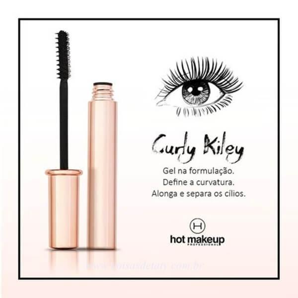 Curty kiley mascara de Sobrancelha
