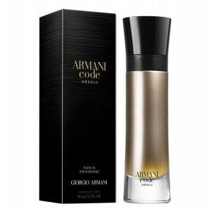 Perfume Armani code Absolute