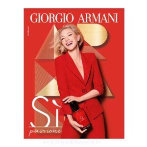 Si Passione Eau de Parfum Feminino 50ml - Giorgio Armani