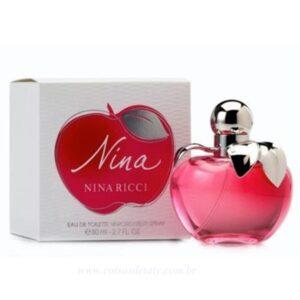 Nina Eau de Toilette Feminino 80ml - Nina Ricci