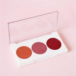 Paleta Blush Cremoso Lip e Cheek - Nathalia Capelo