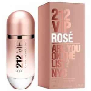 212 Vip Rosé Eau de Parfum Feminino 80ml - Carolina Herrera