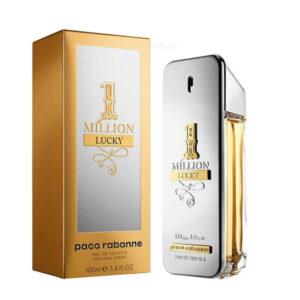 Frasco de perfume 1 million