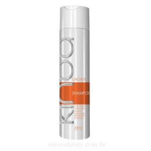 Shampoo Cachos cabelos Cacheados 300ml - Kinoa