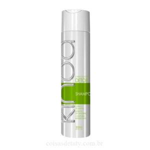 Shampoo Detox Cabelos Oleosos 300ml - Kinoa