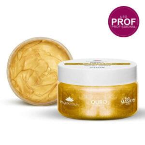 Máscara Peles Maduras Ouro 200g - Phytobeauty