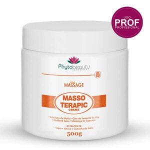 Masso Terapic Creme 500g - Phytobeauty